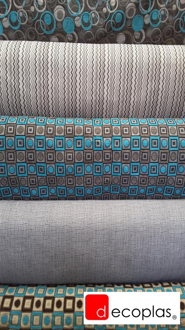 Decoplas telas plasticos y materiales para tapiceria - Muebles para tapizar ...
